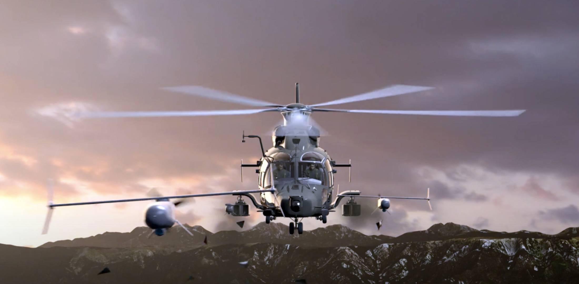 KAI Light Attack Helicopter