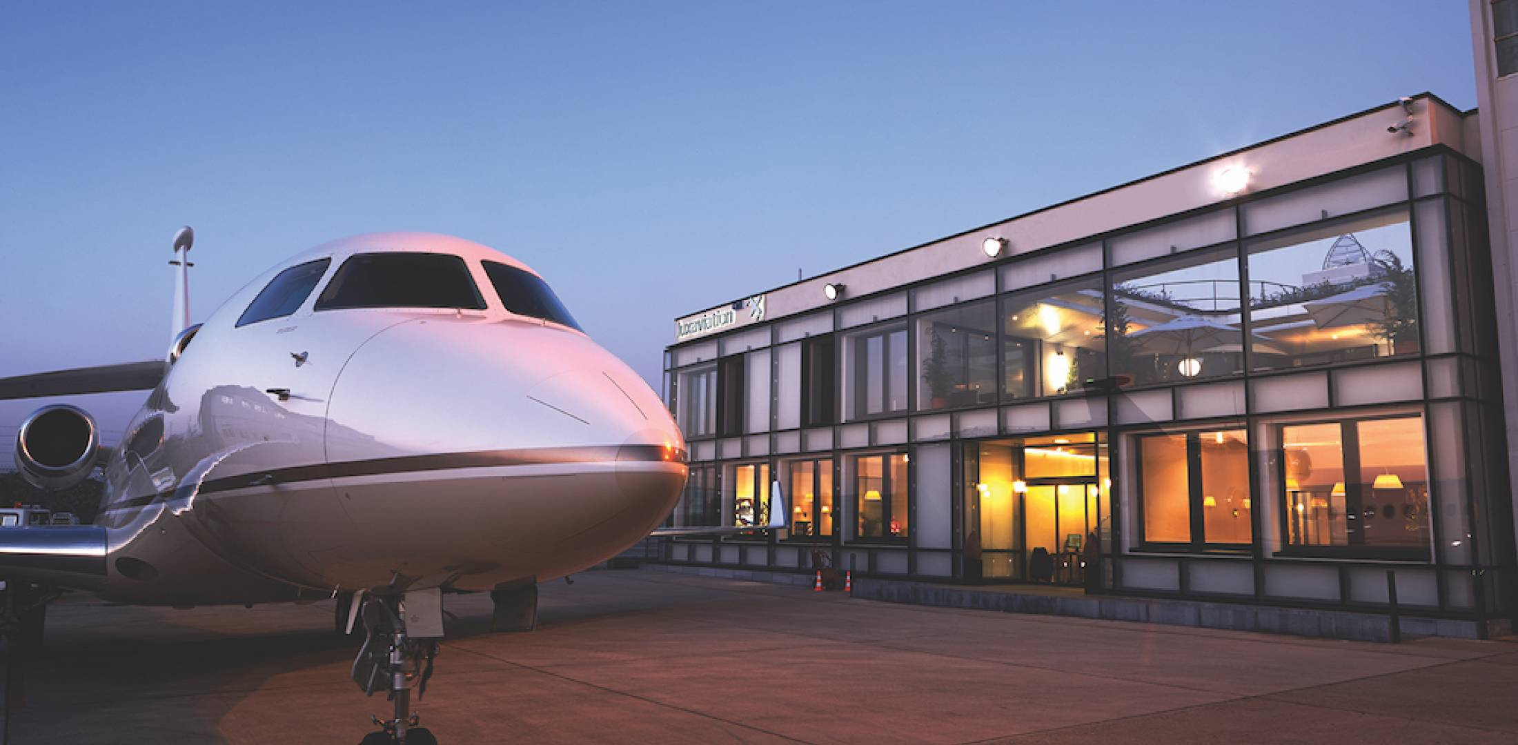 Luxaviation Le Bourget
