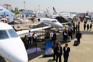 ABACE static display