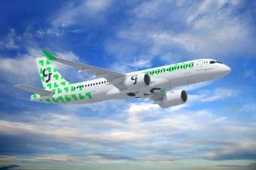 Green Africa Airways A220