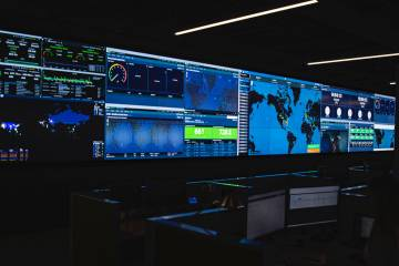 Satcom Direct network operations center