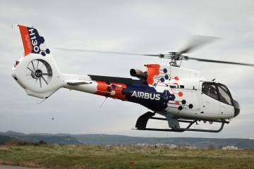 Airbus H130 Flightlab