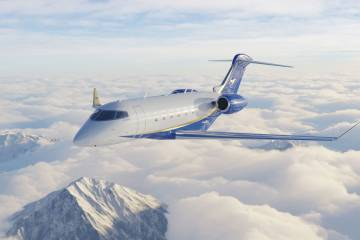 Airshare Challenger 350