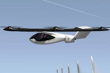 Volocopter VoloConnect