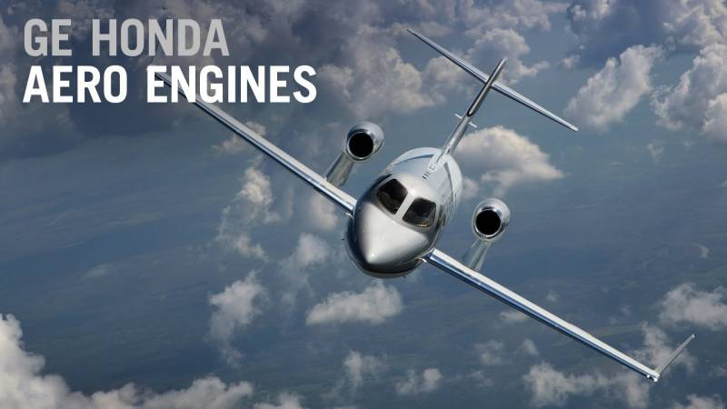 Honda Manufactures Its Own Jet Engines for the High-performance HondaJet