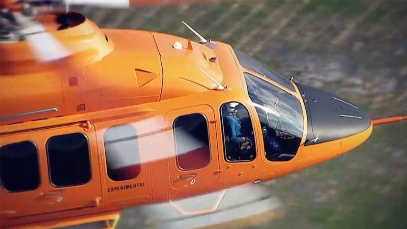 Flying the Fly-by-Wire Bell 525 Helicopter