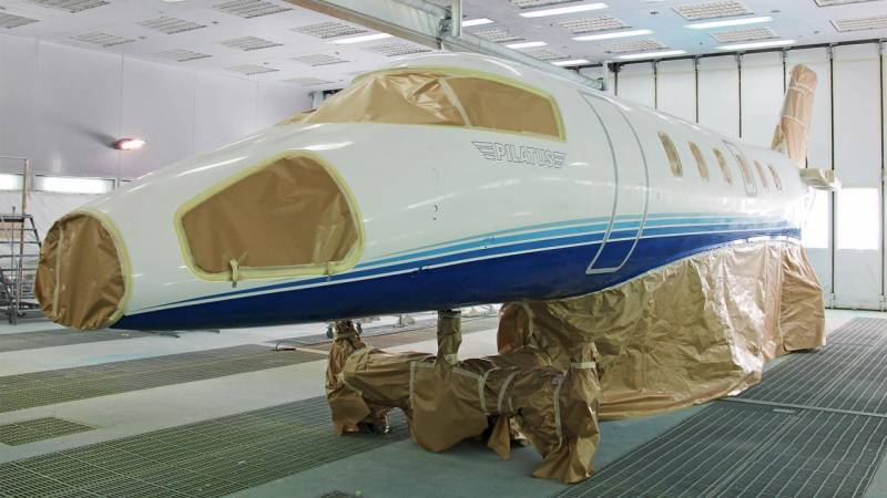 Pilatus PC-24 Business Jet In Production, Nearing Certification