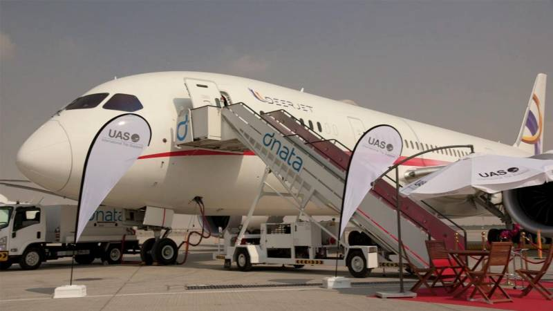 Fly Aboard the World's First Boeing 787 BBJ 'Dream Jet' for $70,000 Per Hour