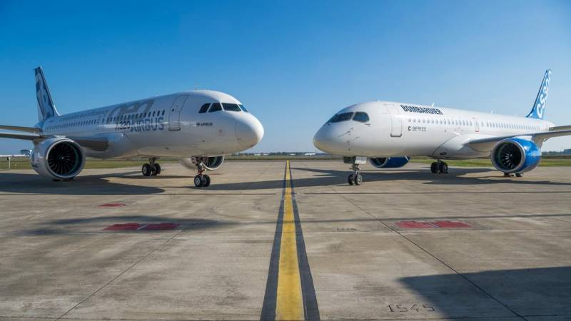 Bombardier Offers Perspective on Airbus C Series Airliner Partnership