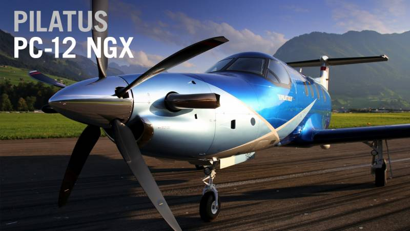 Pilatus Refreshes the PC-12 Family of Aircraft with the New PC-12 NGX Model - AIN