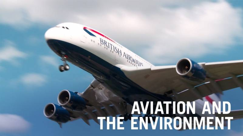 Despite Covid, Air Transport Can't Dodge Pressure to Reduce Its Environmental Impact
