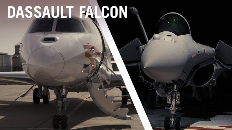 Flight Testing a Dassault Falcon 7X with Rafale Fighter Tech