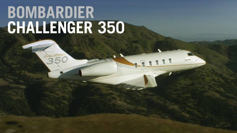Challenger 350: Productivity is always in style