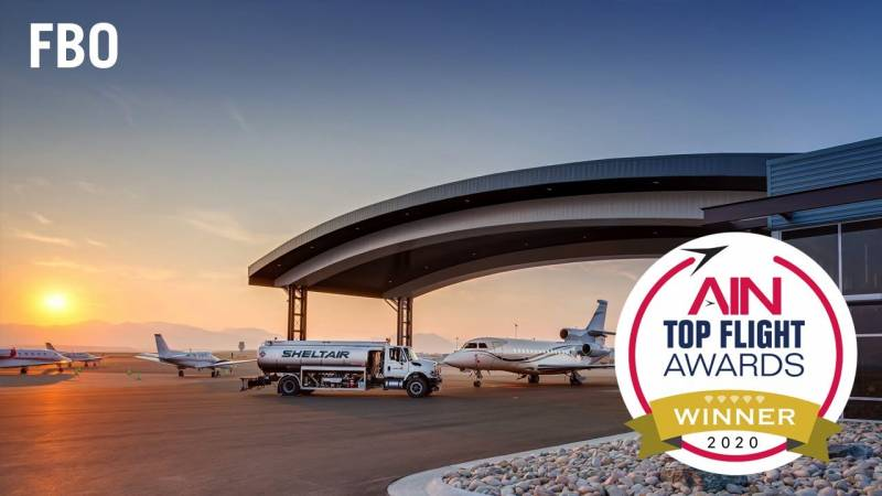 Announcing the Top Flight Awards FBO Category Winner